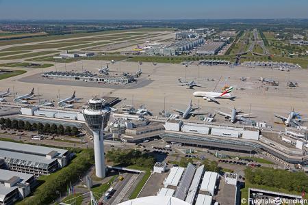 Sicher sortiert: Münchener Flughafen nutzt intelligente Steuerungssysteme für die Gepäckabfertigung