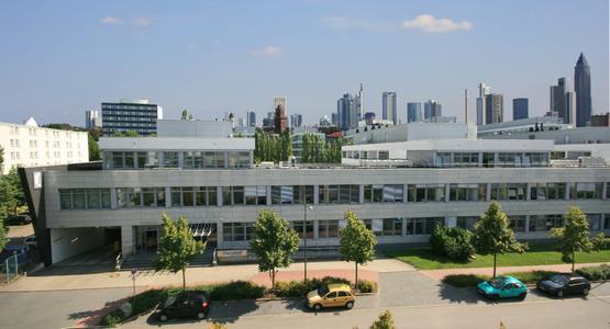 Chemetall-Hauptsitz in  Frankfurt