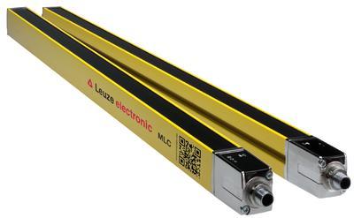 MLC ist der intelligente Sicherheits-Lichtvorhang von Leuze electronic