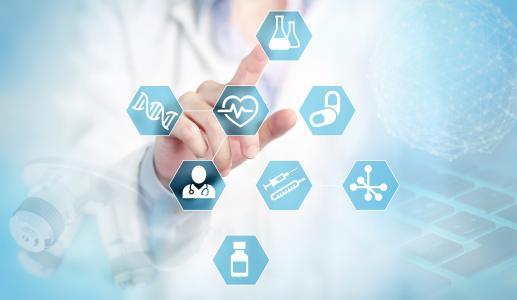 Die Digitalisierung von Krankenhäusern wird mit 4,3 Millarden Euro gefördert