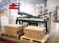 """Schneller am Ziel: Die neue Verfahreinheit """"Dahl Linear Move"""" wurde speziell für die einfache Integration mit UR-Robotern entwickelt und ist innerhalb kürzester Zeit betriebsbereit (Foto © Dahl Automation)"""