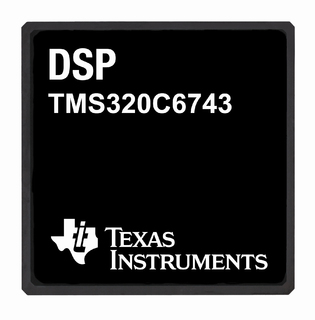 New TMS320C6743 DSP from Texas Instruments brings floating-point precision and fixed-point performance to energy-efficient, connected applications