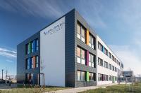 3-geschossiges Bürogebäude in Leipzig - KLEUSBERG Modulbau