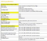 LTO-9 specification