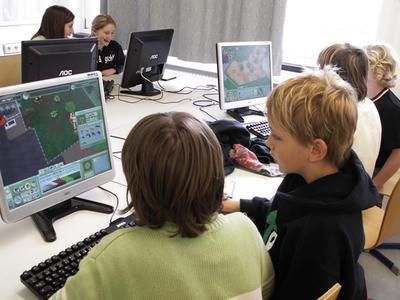 Gaming im Unterricht fördert soziales Verhalten, Foto: Donau-Universität Krems