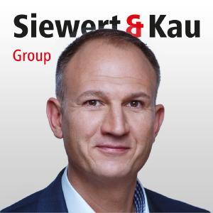 Thorsten Daniels, Geschäftsführer bei der Siewert & Kau Service GmbH