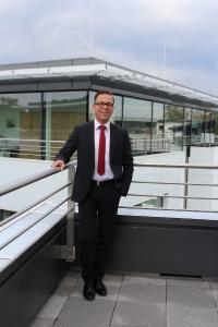 Martin Heinz, ab sofort weiterer Geschäftsführer der DUALIS GmbH IT Solution