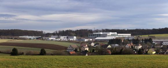 The future WITTENSTEIN Innovation Factory as it looks today