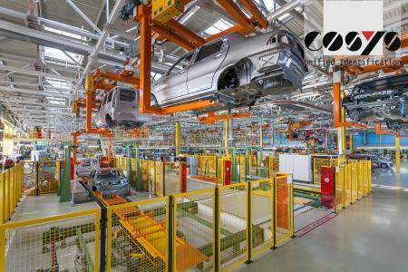 Quelle: Zebra Technologies | Materialversorgung Produktion COSYS