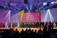 Plus X Award Night 2013: The Night of the Best Brands of the Year