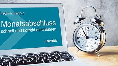 Web-Seminar: Monatsabschluss