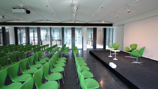 Auditorium Bucerius Kunst Forum - © Mediasystem