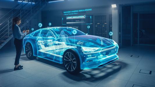Automotive Cyberscurity (Foto: Gordenkoff/Shutterstock)