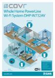 [PDF] DLink-Covr Whole Home PowerLine WiFi System-Infografik