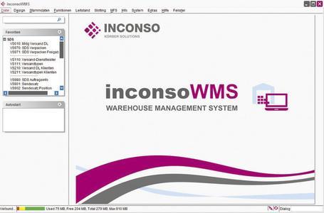 Flexibilität entlang der gesamten Supply Chain: Das inconso Windows Framework 5.5