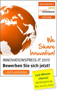 INNOVATIONSPREIS-IT 2013