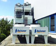 Die Kälte-Containerlösung mit den darum gruppierten Lüftereinheiten erschließt wertvollen Raum, der sonst nicht nutzbar wäre