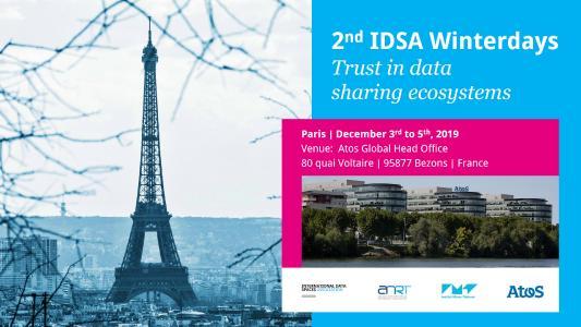 2nd IDSA Winterdays at Atos in Paris