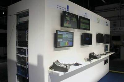 G&D at Swedish Broadcast Fair