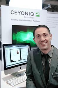 Peter Weißmann - Regional Sales Manager Ceyoniq Technology GmbH