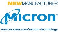 Mouser Electronics Adds Leading Global Supplier of Memory Solutions