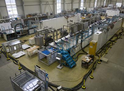 Blick in die Produktion bei Roth & Rau AG