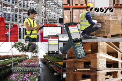 COSYS MDE Software für Lademittelverwaltung und Behältermanagement