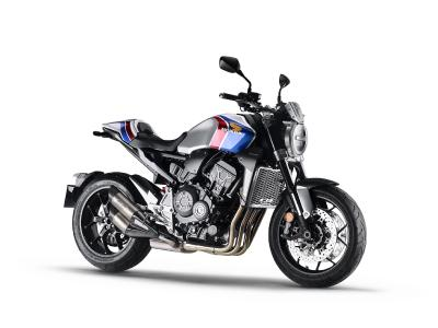 Honda CB1000R+ in limitierter Sonderedition