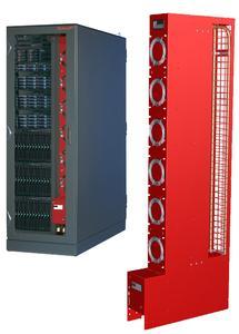 Schroff Varistar LHX 20 Next Generation - 30 % mehr Kühlleistung bei kleinem Platzbedarf