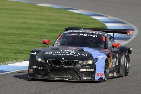 BMW Team RLL, #55 BMW Z4 GTLM