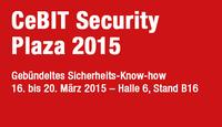 Security Plaza Halle 6 Stand B16/16