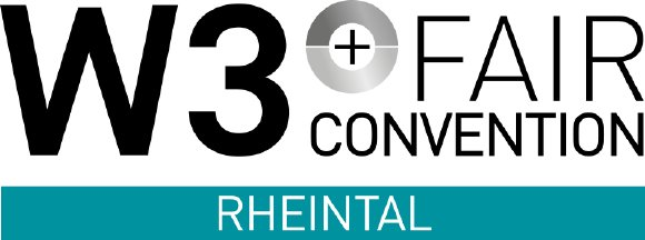 W3+ Fair Rheintal Logo