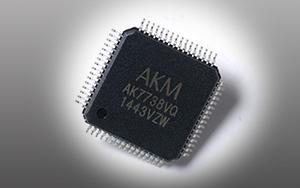 AK7738VQ: Richtungsweisende Generation für Audio- und Sprachprozesse