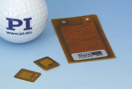 Abmessungen von 16x13x0,5 mm eröffnen neue Anwendungsgebiete für den jüngsten DuraAct(TM)
