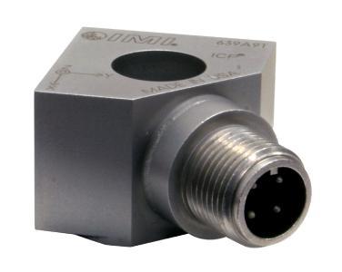 PCB-639A91 - Kompakter und robuster Triax-Beschleunigungssensor