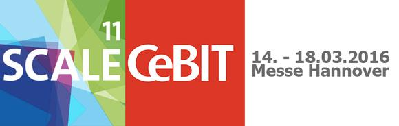 Scale11/CeBIT Logo