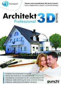 Perfekt für die Eigenheimplanung: Architekt 3D X5 Professional