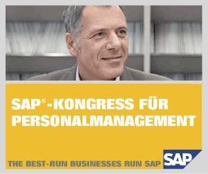SAP-Kongress für Personalmanagement