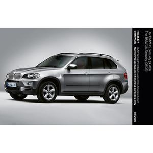 The BMW X5 Security
