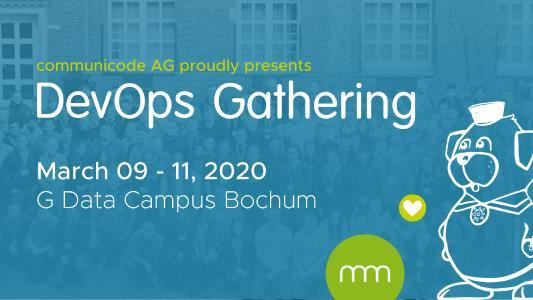 DevOps Gathering 2020: Entwicklerkonferenz im Ruhrgebiet versammelt erneut Digital-Experten