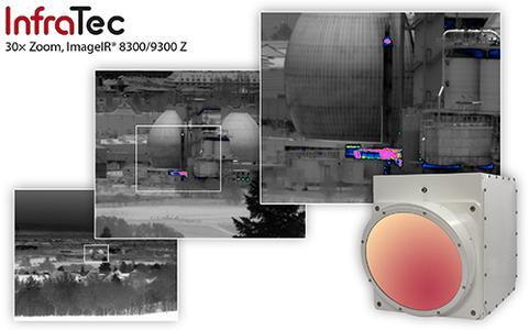 ImageIR® 8300/9300 Z von InfraTec