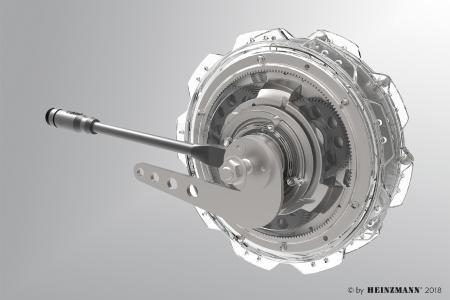 Heinzmann CargoPower RN111 Schnittbild