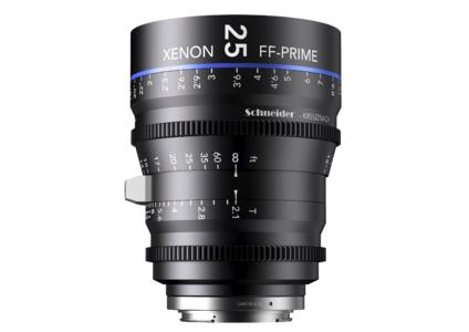 Xenon FF Prime lenses have been developed especially for DSLR cameras with full-frame sensors for shooting videos. They meet professional standards and are designed for 4k full-frame cameras.