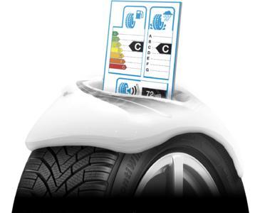Seit November 2012 auf fast jedem Reifen: Das EU-Reifenlabel