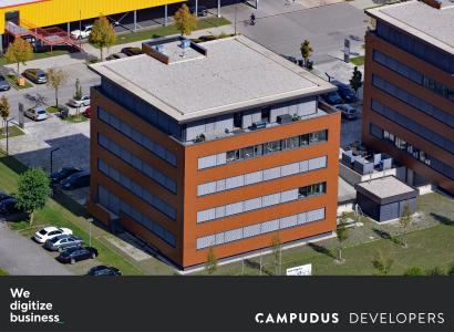 Campudus Büro - We digitize business_