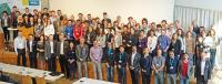 Die Teilnehmer des vergangenen Symposiums 2017