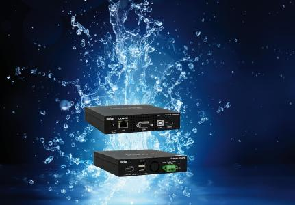 4K KVM-over-IP Switch von Raritan