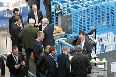 CCE International: Machinery Demonstration / Maschinenvorführung