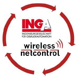 Kooperation INGA wireless-netcontrol