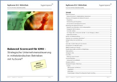 Titelbild und Inhaltsverzeichnis des Whitepapers